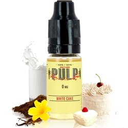 White Cake 10ml - Cult Line