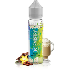 Vanilla Frappe Latte - Kemistry