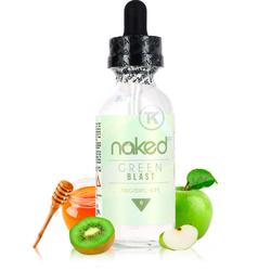 Green Blast - Naked 100