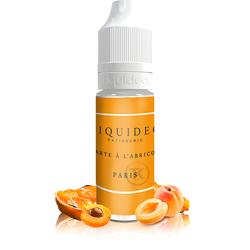 Tarte à l'Abricot - Liquideo Tentation