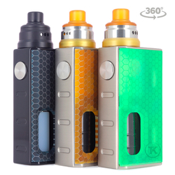 Kit Luxotic Tobhino BF - Wismec