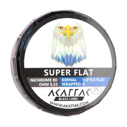Super Flat Ni80 x20 - Akattak
