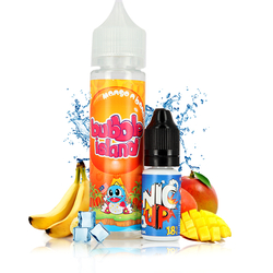 Mango n Banana 50 ml - Bubble Island