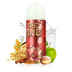 The One Apple Cinnamon 100ml - Beard Vape