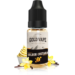 Golden Custard - Gold Vape