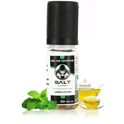 Green Storm Sel de Nicotine - Le French Liquide