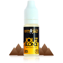 Jolie Blonde Sel de Nicotine - Liquideo