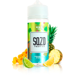 Tropical Punch 100ml - SQZD
