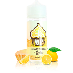 Lemon Drizzle Cake 100ml - Caked UP
