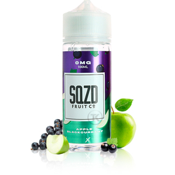 Apple Blackcurrant 100ml - SQZD