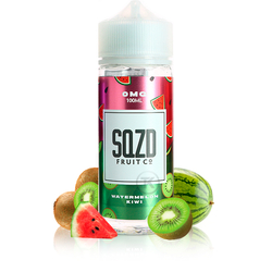 Watermelon Kiwi 100ml - SQZD