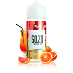 Blood Orange 100ml - SQZD