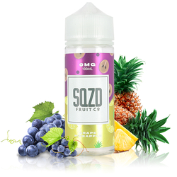 Grape Pineapple 100ml - SQZD