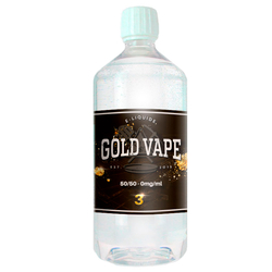 Base à Booster 1L 50/50 - Gold Vape