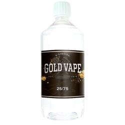 Base 25/75 1L - Gold Vape