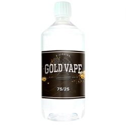 Base 75/25 1L - Gold Vape