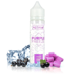 Purple Freeze 50ml - Stam
