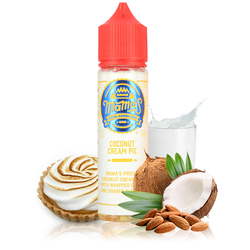 Coconut Cream Pie 50ml - Mama's
