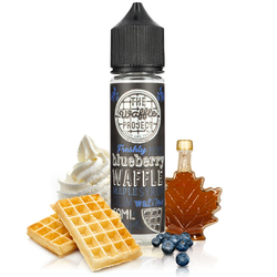 Blueberry Waffle - The Waffle Project