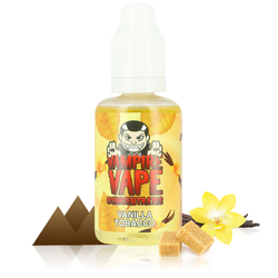Arôme Vanilla Tobacco 30ml - Vampire Vape