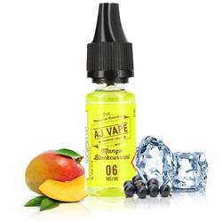 Mango Blackcurrant 10ml - AJ Vape
