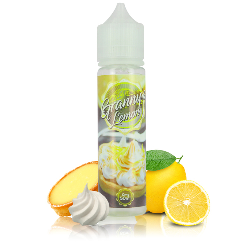 Granny's Lemon 50ml - Vap'Land
