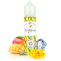 Mangue 50ml - Tutti Frutti du Coq