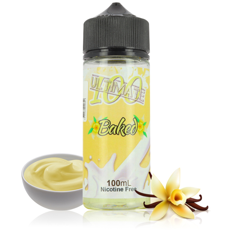 Baked 100ml - Ultimate 100