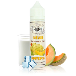 Melon Provencal 50ml - Menu