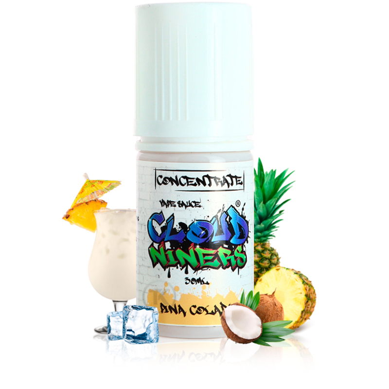 Concentré Pina Colada 30ml - Cloud Niners