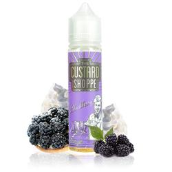 Blackberry Custard - The Custard Shoppe