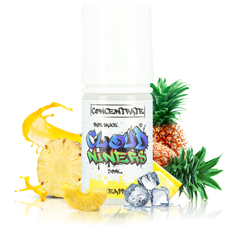 Concentré Pineapple 30ml - Cloud Niners