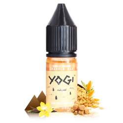Vanilla Tobacco Granola Bar 10ml - Yogi