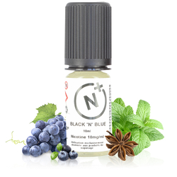 Black 'n' Blue Sel de Nicotine - T-Juice Nicotine Plus