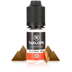 Classic Red - Taklope