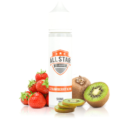 Strawberry Kiwi 50ml - All Star