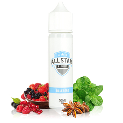 Blueberg 50ml - All Star