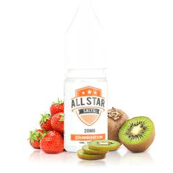 Strawberry Kiwi Sel de Nicotine - All Star