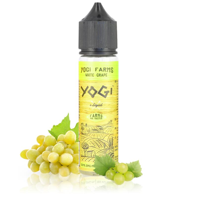White Grape - Yogi Farms