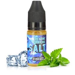 Menthe Fraîche Sel de Nicotine - Salt by FP