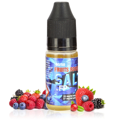 Fruits Rouges Sel de Nicotine - Salt by FP
