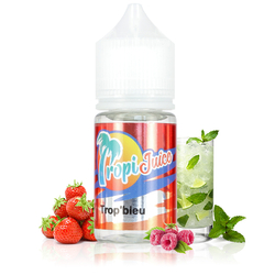Concentré TropBleu 30ml - Tropi Juice