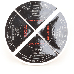 Kit Coils MTL 4 en 1 - Coilology