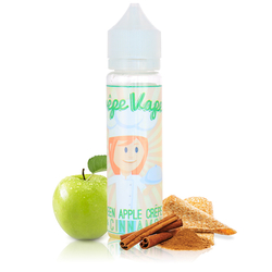 Green Apple - Crêpe Vapes