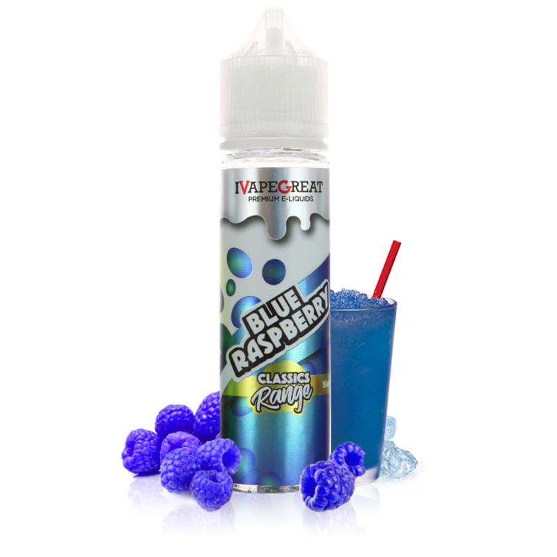 Blue Raspberry - I Vape Great