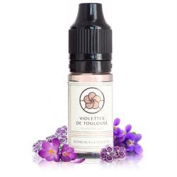 Violettes de Toulouse 10ml - Flavor Hit