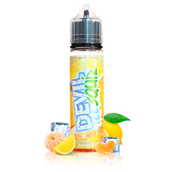 Citron Mandarine Ice 50ml - Devil Squiz