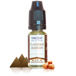 Classic Hudson Sel de Nicotine - VDLV
