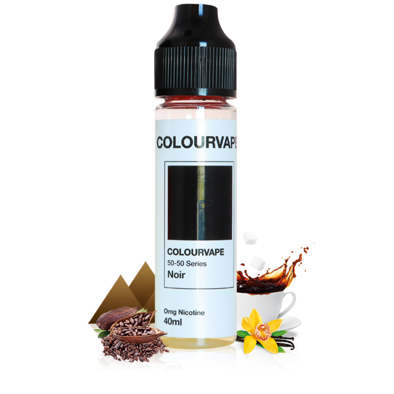 Colourvape Black 40ml - TMax Juice