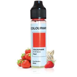Colourvape Red 40ml - TMax Juice